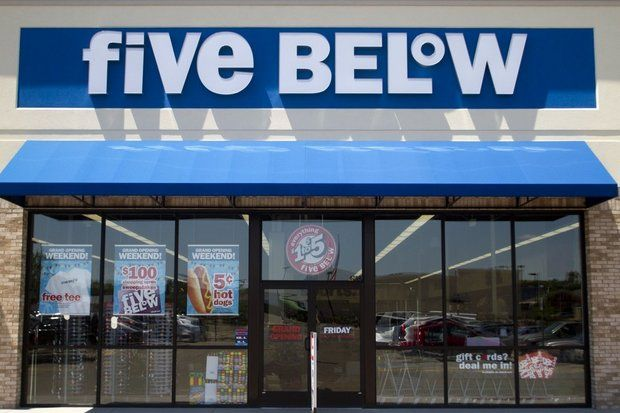 Five Below can't seem to open them fast enough. The retailer of items selling for $5 or less has nearly quadrupled its number of locations since its IPO, including adding one Friday in Manhattan.